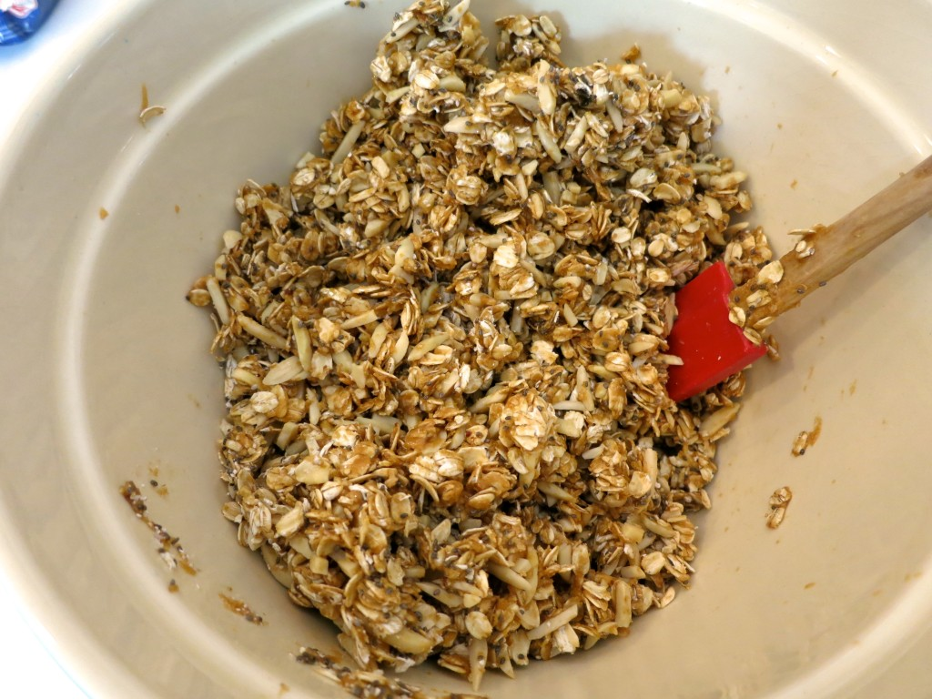 Healthy Diet: My Favorite Granola Recipe