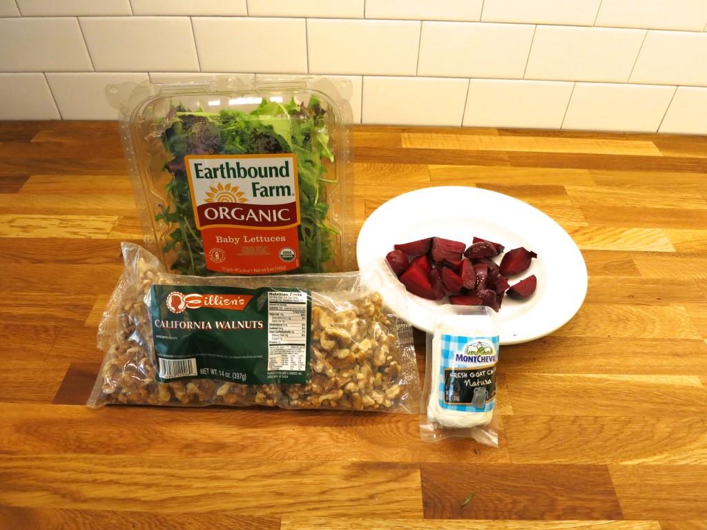Healthy Diet: Roasted Beet Salad