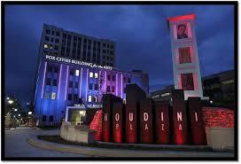 Houdini plaza
