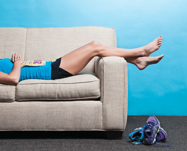 running tips: recovery