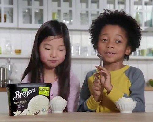 breyers vanilla commercial